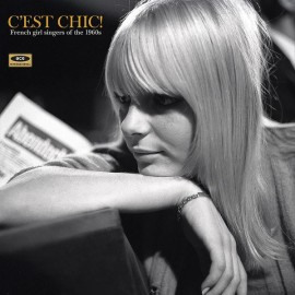 VARIOUS : LP C'est Chic! French Girl Singers Of The 1960s