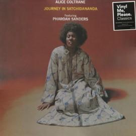 COLTRANE Alice : LP Journey In Satchidananda