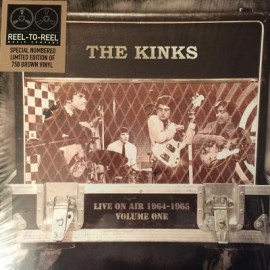 KINKS (the) : LP Live On Air 1964 - 1965 Volume One