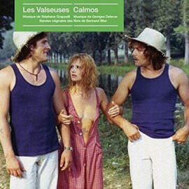 GRAPPELLI Stephane / DELERUE Georges : LP Les Valseuses / Calmos