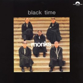 MONKS (the) : LP Black Time
