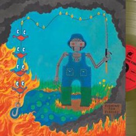 KING GIZZARD AND THE LIZARD WIZARD : LP Fishing For Fishies