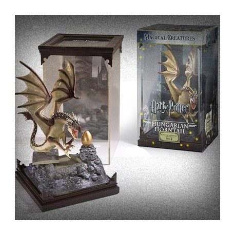 HARRY POTTER FIGURINE : Magical Creatures Hungarian Horntail