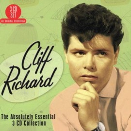 RICHARD Cliff : CDx3 The Absolutely Essential 3 CD Collection