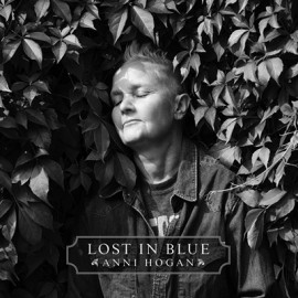 HOGAN Anni : LP Lost In Blue (Blue)