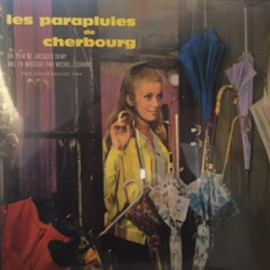 LEGRAND Michel : LPx2 Les Parapluies De Cherbourg