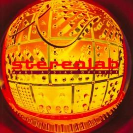 STEREOLAB : LPx2 Mars Audiac Quintet
