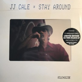 JJ CALE : LPx2+CD Stay Around