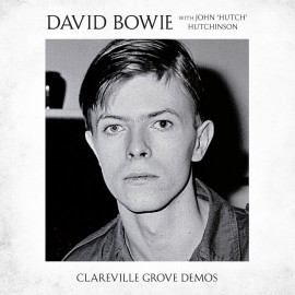 "BOWIE David : 7""EPx3 Clareville Grove Demos"