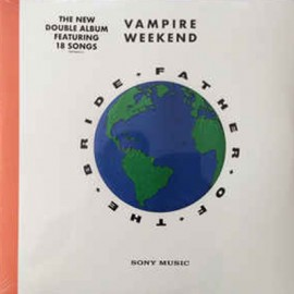 VAMPIRE WEEKEND : LPx2 Father Of The Bride