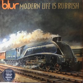 BLUR : LPx2 Modern Life Is Rubbish