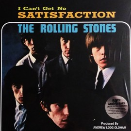 "ROLLING STONES (the) : 12""EP I Can't Get No Satisfaction"