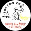 "DIMITRI FROM PARIS / DJ ROCCA : 12""EP Works"