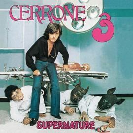CERRONE : LP+CD Cerrone 3 - Supernature