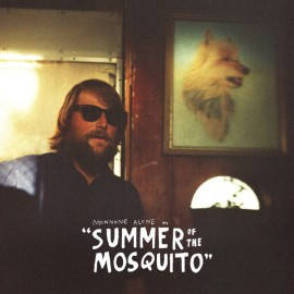 MONNONE ALONE : LP Summer Of The Mosquito