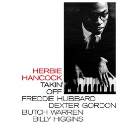 HANCOCK HERBIE : LP Takin' Off (gatefold)
