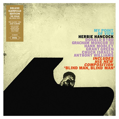 HANCOCK Herbie : LP My Point Of View