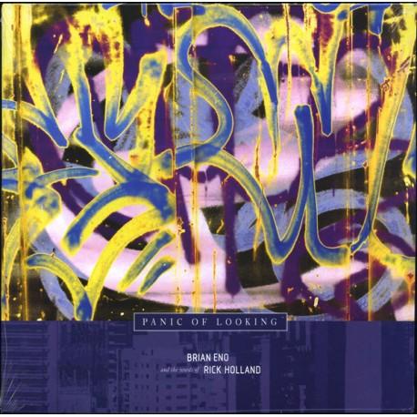 "BRIAN ENO : 12""EP Panic Of Looking"