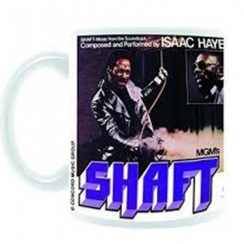 SHAFT MUG : Isaac Hayes - Shaft Official Album Cover