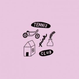 "TENNIS CLUB : 10""LP Pink"