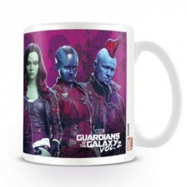 GUARDIANS OF THE GALAXY MUG : Characters vol.2