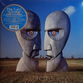 PINK FLOYD : LPx2 The Division Bell (blue)