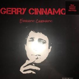 CINNAMON Gerry : LP Erratic Cinematic (red)