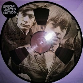 "ROLLING STONES (the) : 10""LP Picture The Sessions Vol 3 Of 6"