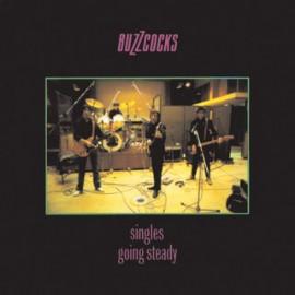 BUZZCOCKS : LP Singles Going Steady