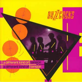 BUZZCOCKS : LP A Different Kind Of Tension