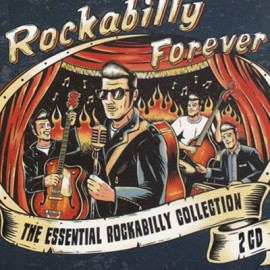 VARIOUS : CDx2 Rockabilly Forever