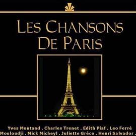 VARIOUS : CDx2 Les Chansons De Paris