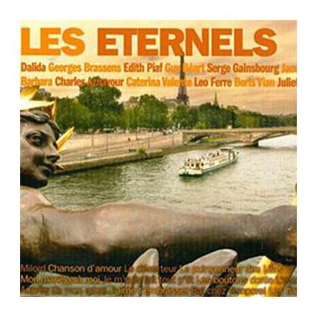 VARIOUS : CDx3 Les Eternels