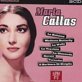 CALLAS Maria : CDx2 Sound Emotions