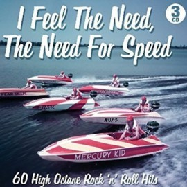 VARIOUS : CDx3 I Feel The Need, The Need For Speed