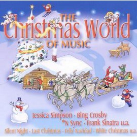 VARIOUS : CD The Christmas World Of Music