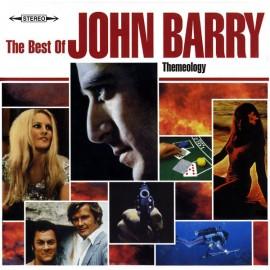 BARRY John : CD The Best Of John Barry - Themeology