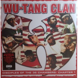 WU-TANG CLAN : LPx2 Disciples Of The 36 Chambers : Chapter 1