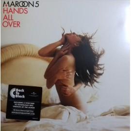 MAROON 5 : LP Hands All Over