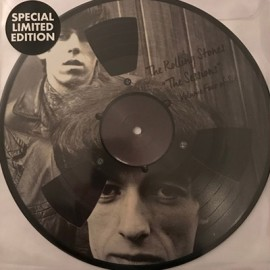 "ROLLING STONES (the) : 10""LP Picture The Sessions Vol 4 Of 6"