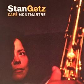 GETZ Stan : LP Café Montmartre