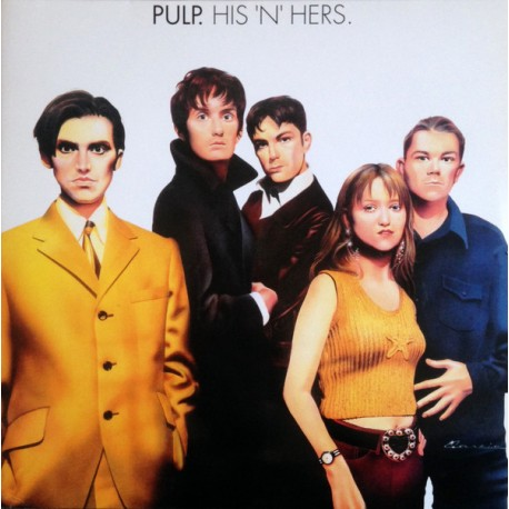PULP : LPx2 His 'N' Hers