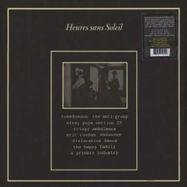 "VARIOUS : LP+7""EP Heures Sans Soleil"