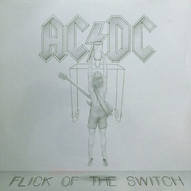 AC/DC : LP Flick Of The Switch
