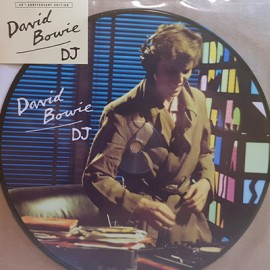 BOWIE David : Picture DJ