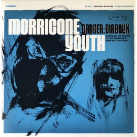 MORRICONE YOUTH : LP Danger: Diabolik