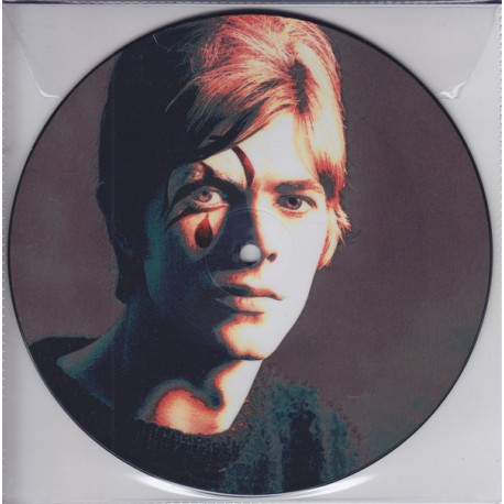 BOWIE David : Picture The Shape Of Things To Come (2)