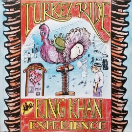 KING KHAN EXPERIENCE (the) : LP Turkey Ride