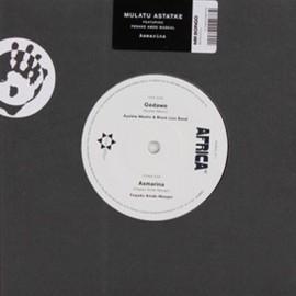 MESFIN Ayalew & BLACK LION BAND / ASTATKE Mulatu : Gèdawo / Asmarina