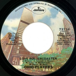 OHIO PLAYERS : Love Rollercoaster